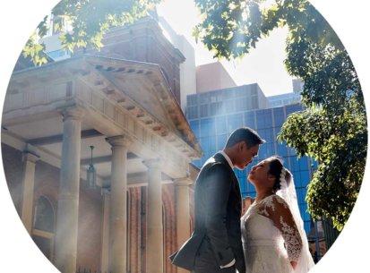 Rojina + Tim Wedding Day Video Highlights