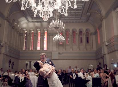 Rebecca & Patrick wedding highlights
