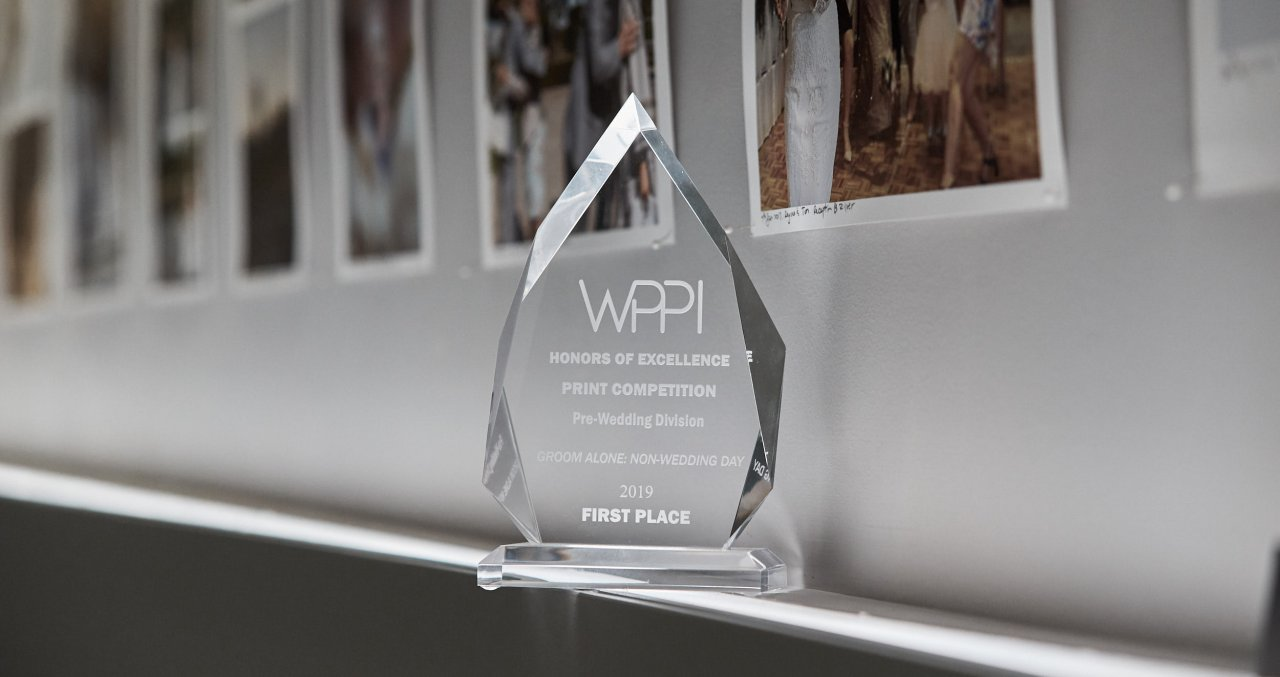 2019 WPPI 1st place Groom Alone - Franky Tsang